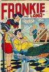 Cover for Frankie and Lana Comics (Bell Features, 1949 series) #12
