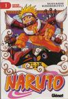 Cover for Naruto (Ediciones Glénat, 2002 series) #1