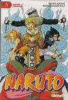 Cover for Naruto (Ediciones Glénat, 2002 series) #5