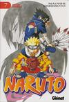 Cover for Naruto (Ediciones Glénat, 2002 series) #7