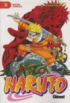 Cover for Naruto (Ediciones Glénat, 2002 series) #8