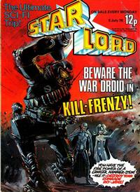 Cover Thumbnail for Starlord (IPC, 1978 series) #July 8th 1978 [9]