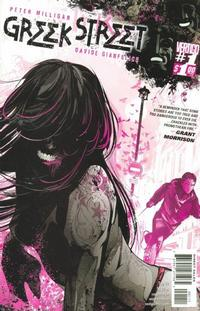 Cover Thumbnail for Greek Street (DC, 2009 series) #1