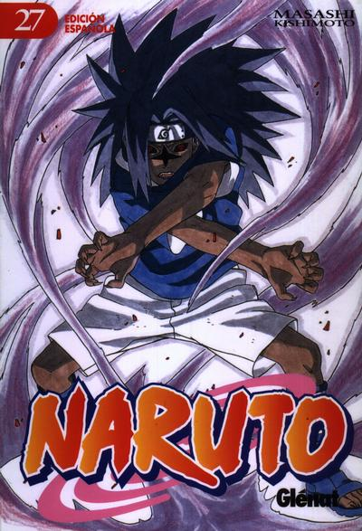 Cover for Naruto (Ediciones Glénat, 2002 series) #27