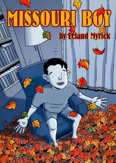 Cover for Missouri Boy (2006 series) #[nn]
