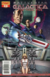 Cover for Battlestar Galactica: Final Five (Dynamite Entertainment, 2009 series) #1