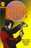 Cover for All Detective (Avalon Communications, 2000 series) #1