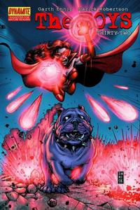 Cover Thumbnail for The Boys (Dynamite Entertainment, 2007 series) #32 [Direct Edition]