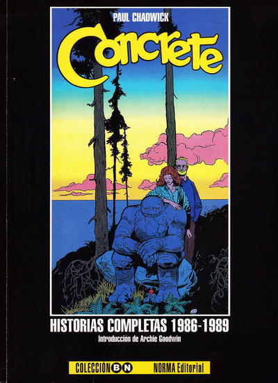 Cover for Colección B/N (NORMA Editorial, 1985 series) #25