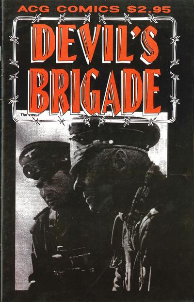 Cover for The Devil's Brigade (2000 series) #2