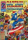 Cover for Captain America (Condor, 1988 series) #17