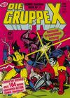 Cover for Die Gruppe X (Condor, 1985 series) #7
