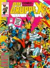 Cover for Die Gruppe X (Condor, 1988 series) #3