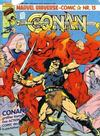 Cover for Marvel Universe Comic (Condor, 1989 series) #15