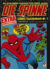 Cover for Die Spinne Extra (Condor, 1985 series) #1