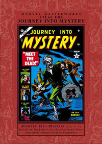 Cover Thumbnail for Marvel Masterworks: Atlas Era Journey Into Mystery (Marvel, 2008 series) #2 [Regular Edition]