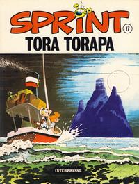 Cover Thumbnail for Sprint [Sprint &amp; Co.] (Interpresse, 1977 series) #17 - Tora Torapa