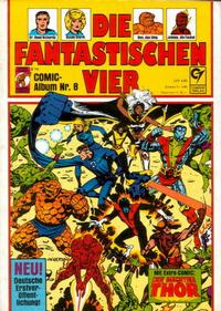 Cover Thumbnail for Die Fantastischen Vier (Condor, 1979 series) #8