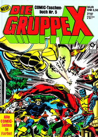 Cover Thumbnail for Die Gruppe X (Condor, 1985 series) #5