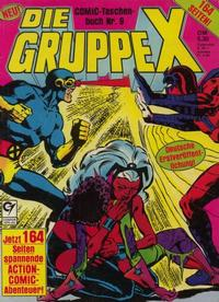 Cover Thumbnail for Die Gruppe X (Condor, 1985 series) #9