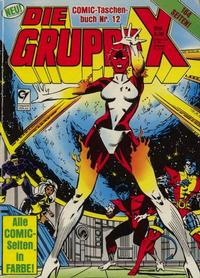 Cover Thumbnail for Die Gruppe X (Condor, 1985 series) #12