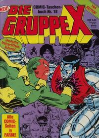 Cover Thumbnail for Die Gruppe X (Condor, 1985 series) #18