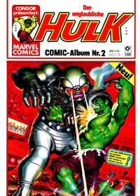 Cover Thumbnail for Hulk (Condor, 1979 series) #2