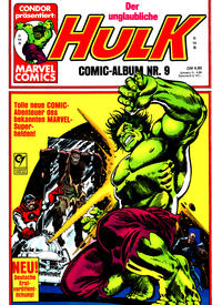 Cover Thumbnail for Hulk (Condor, 1979 series) #9
