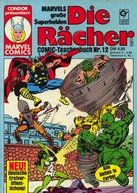 Cover Thumbnail for Die Rächer (Condor, 1979 series) #12