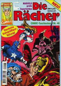 Cover Thumbnail for Die Rächer (Condor, 1979 series) #46