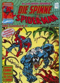 Cover Thumbnail for Die Spinne (Condor, 1979 series) #63