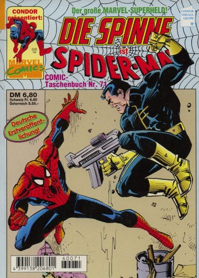 Cover for Die Spinne (Condor, 1979 series) #71