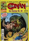 Cover for Conan (Condor, 1979 series) #48