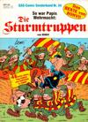 Cover for Die Sturmtruppen (Condor, 1978 series) #34