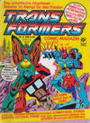 Cover for Transformers (Condor, 1989 series) #8