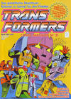 Cover for Transformers (Condor, 1989 series) #21