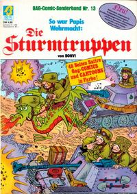 Cover Thumbnail for Die Sturmtruppen (Condor, 1978 series) #13