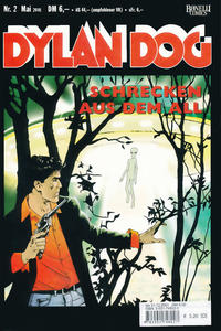 Cover Thumbnail for Dylan Dog (Carlsen Comics [DE], 2001 series) #2