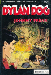Cover Thumbnail for Dylan Dog (Carlsen Comics [DE], 2001 series) #8