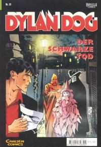 Cover Thumbnail for Dylan Dog (Carlsen Comics [DE], 2001 series) #19