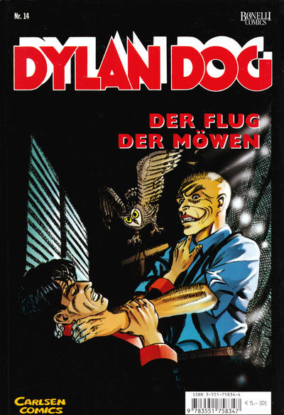 Cover for Dylan Dog (2001 series) #14