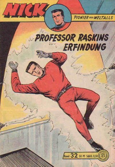 Cover for Nick (1959 series) #32