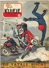Cover for Kuifje (Le Lombard, 1946 series) #1/1954