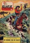 Cover for Kuifje (Le Lombard, 1946 series) #36/1955
