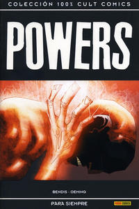 Cover Thumbnail for 100% Cult Comics. Powers (Panini Espaa, 2009 series) #1
