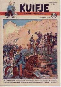 Cover Thumbnail for Kuifje (Le Lombard, 1946 series) #25/1947