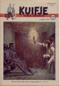 Cover Thumbnail for Kuifje (Le Lombard, 1946 series) #30/1947