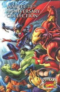 Cover Thumbnail for Marvel 70th Anniversary Collection (Marvel, 2009 series)