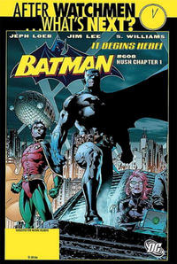 Cover Thumbnail for Batman #608 Special Edition (DC, 2009 series)  [Blimp cover]