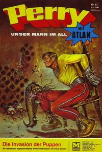 Cover Thumbnail for Perry (Moewig, 1968 series) #17